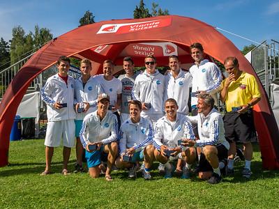 Grasshopper Club Zürich gentlemen team photo