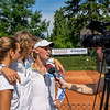 Grasshopper Club Zürich ladies TV interview