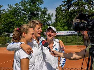 Grasshopper Club Zürich ladies TV interview