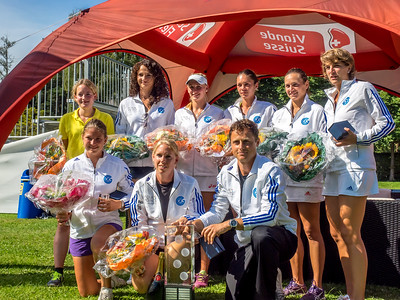 Grasshopper Club Zürich ladies team photo