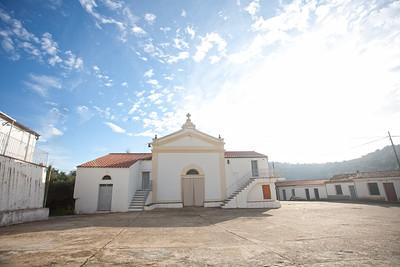 Santuario dell'Annunziata con Cumbessias