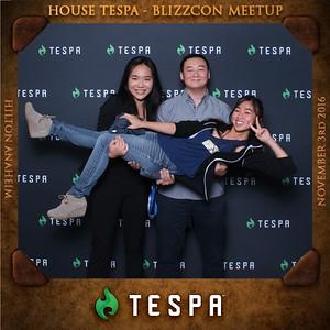 Tespa - BlizzCon '16