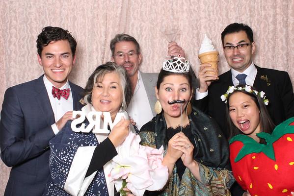 Tess & Mitri Wedding