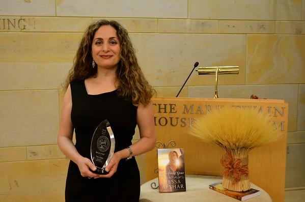 2014-07 Tessa Afshar Book Launch
