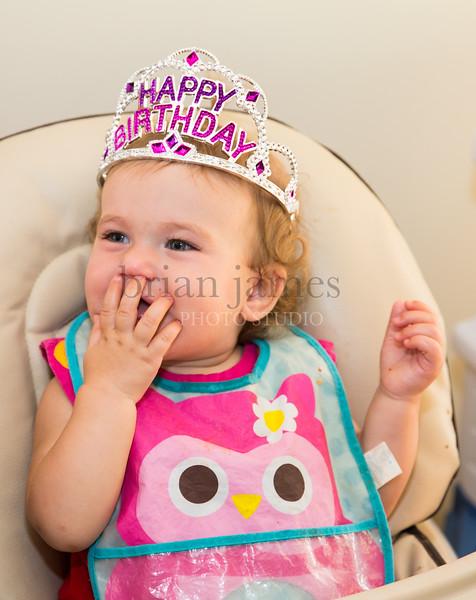 Tessa's First Birthday