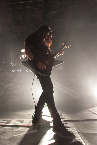 Testament - Dark Roots of Earth Tour