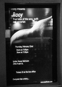 "Testify February 22, 2018 ""Racy"""