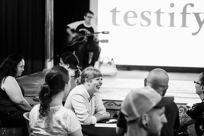 Testify's 4th Anniversary: Trust Me 9/28/2017