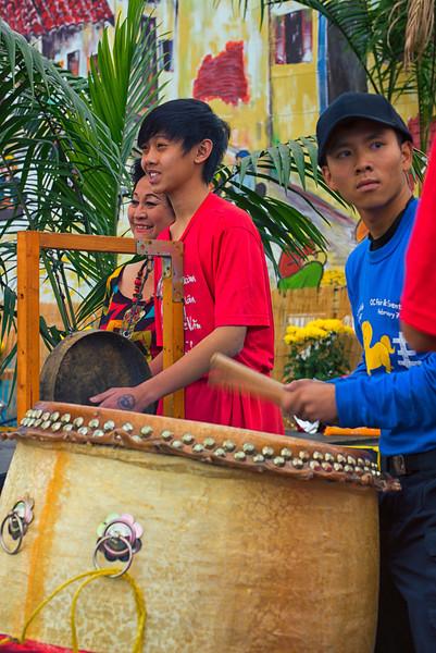 Dragon Musicians