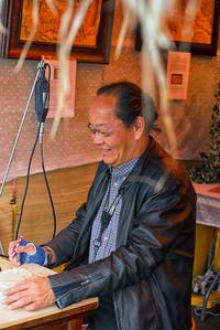 Woodcarver Artist Phong Nguyen