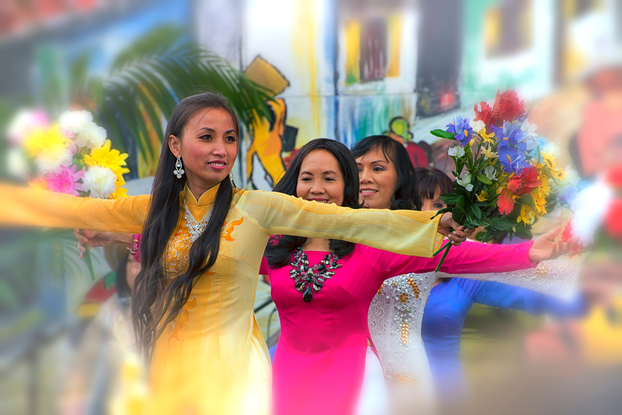Ao Dai Beauties