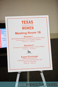 Texas Conference for Women, Austin, Texas