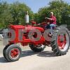Farmall Tractor Model M.