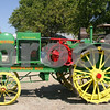 Waterloo Boy Tractor.