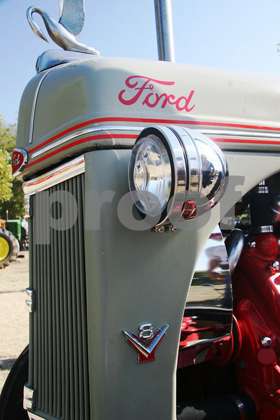 1944 Ford 2N with 125 H.P. Flathead V8.