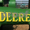 John Deere Foundry Marks on axle.