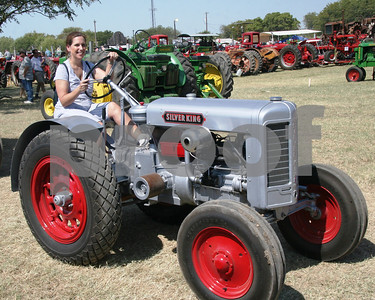 Texas Early Days Tractor and Engine Association Show 2008, Temple, Texas