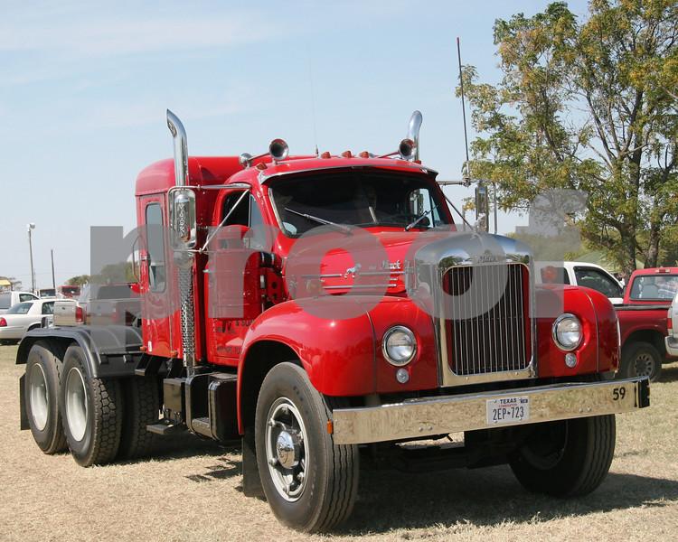 Mack Truck.