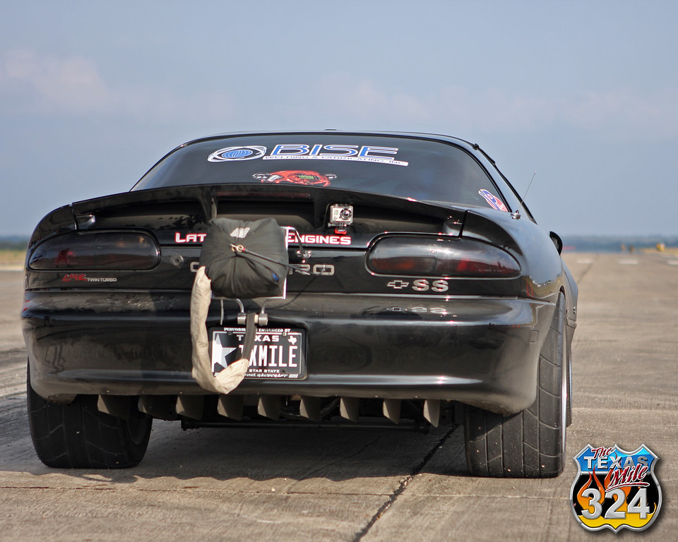 Congrats to Kelly Bise for laying down the current Mile record of 244.5 MPH at the May 2011 event!