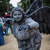 A Weeping Angel, from Dr Who