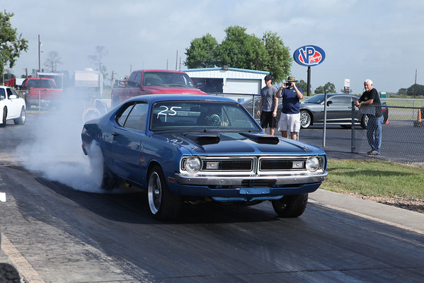 Hot as Hell Quarter Mile