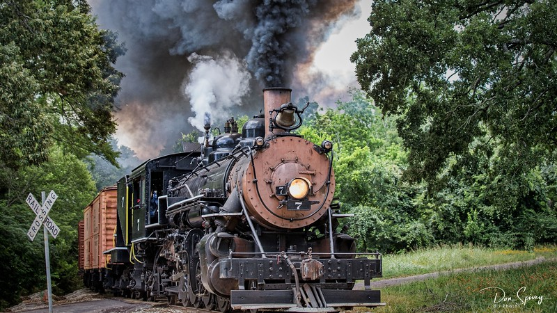 Texas State Railroad 135th Anniversary