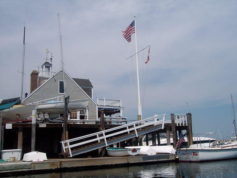 Sandy Bay Yacht Club.