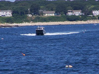 Thacher Island Launch II