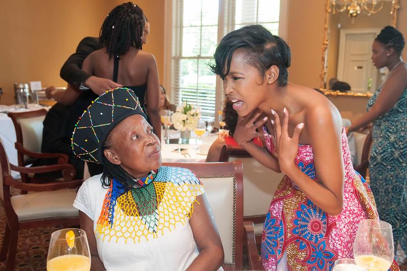 Thando & Mpumi Graduation Brunch @ Ballantyne Country Club 5-15-16 by Jon Strayhorn