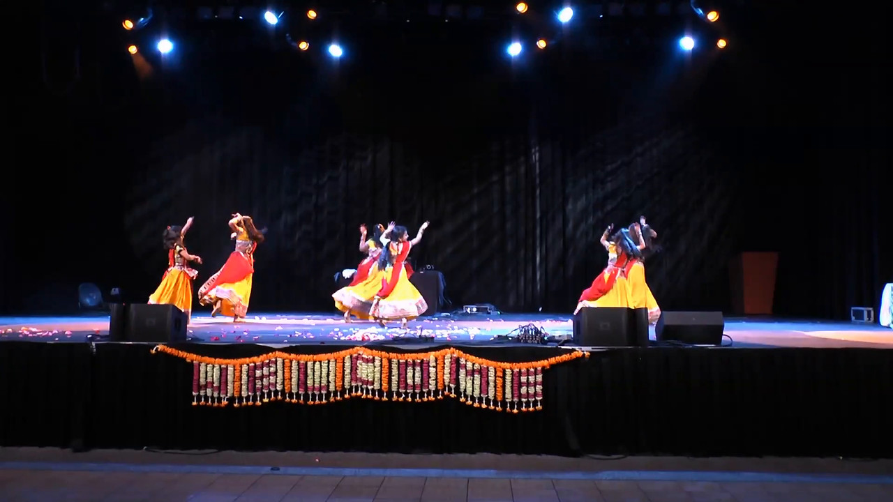 Video of Dance Performance
