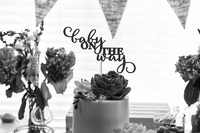 Thanh-An+Mike | Baby shower party