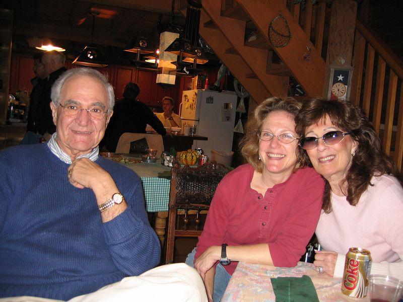 Jack and Arlene and Joanie
