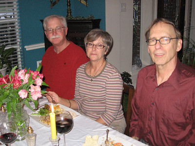 Larry E, Celeste and Dan