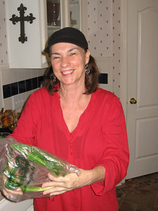 MO brought the salad fixin's