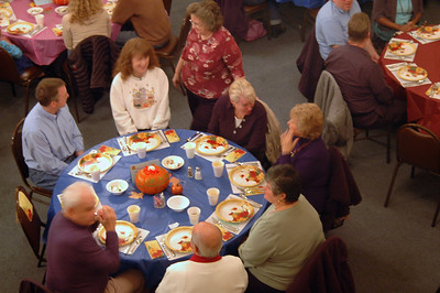 Fellowship and Thanksgiving - 4