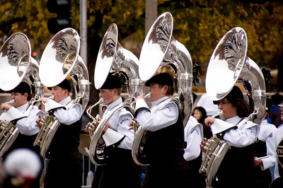 Thanksgiving Parade in St Louis 2007