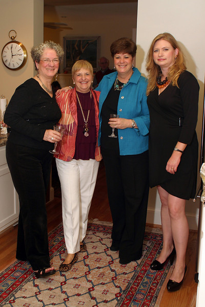 Chris Sale, Phyllis Sale, Joanne Williams, Lisa Sale