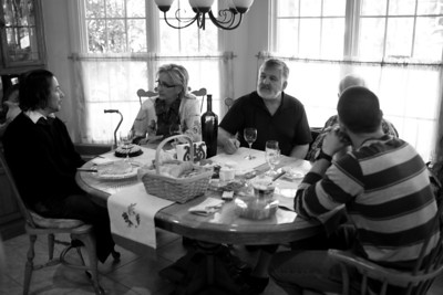 Thanksgiving in Aiken 2012