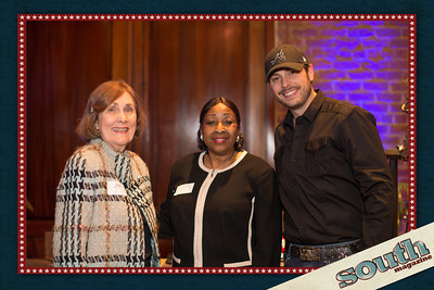 Jackolyn Haberman, Mayor Jackson and Jared Wade