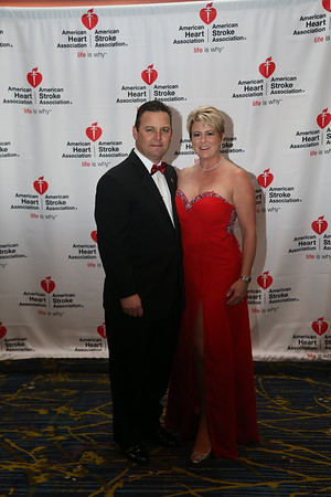 The 2017 Heart Ball Couples Photographs