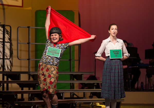 AWHS Theatre Company Senior Show 2017 - The 25th Annual Putnam County Spelling Bee