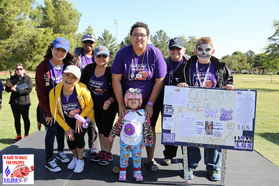 The 2nd Annual #Dare To Walk for Epilepsy