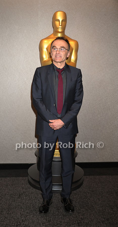 Danny Boyle<br /> <br /> The Academy of Motion Picture Arts & Sciences presents a conversation with director Danny Boyle held at the Academy Theatre<br /> <br /> Arrivals<br /> <br /> New York City, USA- 04-04-13