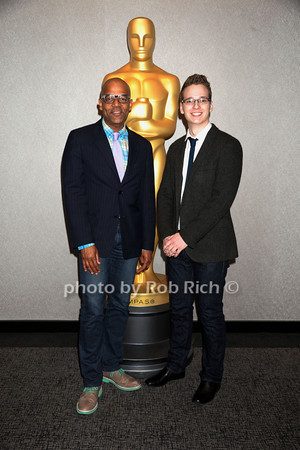 Patrick Harrison and Pat Hoerl <br /> <br /> The Academy of Motion Picture Arts & Sciences presents a conversation with director Danny Boyle held at the Academy Theatre<br /> <br /> Arrivals<br /> <br /> New York City, USA- 04-04-13