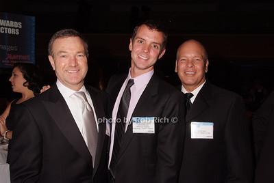 Bob Dixon, Justin Brennan, David Lyon