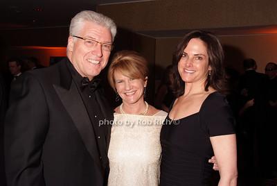Ed Ventimiglia, Barbara Bank, Jill Rudnick