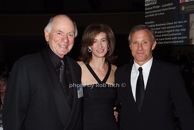 Mike Levin, Erica Kasel, Ian Schrager