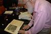 Randi and his original 1667 Nostradamus - the first English language edition