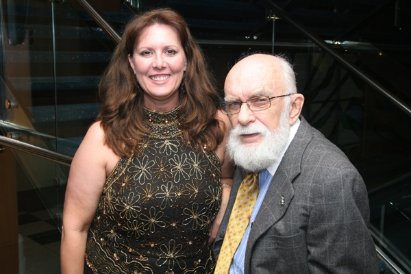 Me and the Amazing James Randi!