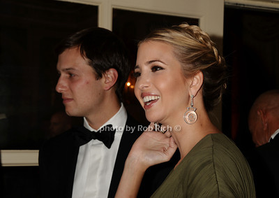 Jared Kushner, Ivanka Trump photo by Rob Rich/SocietyAllure.com © 2012 robwayne1@aol.com 516-676-3939
